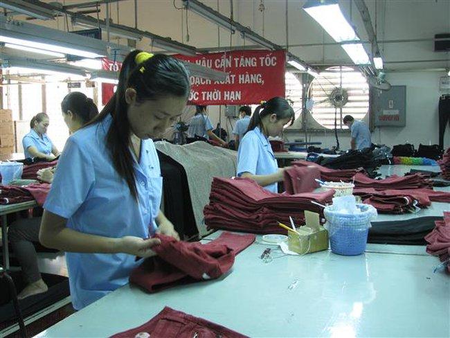 Xuất khẩu dệt may khó đạt mục tiêu 30 tỉ USD