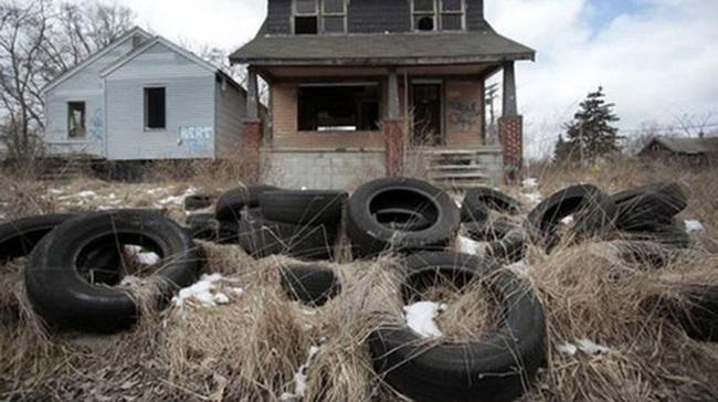 Detroit và sự sụp đổ của kinh đô ô tô hàng đầu thế giới