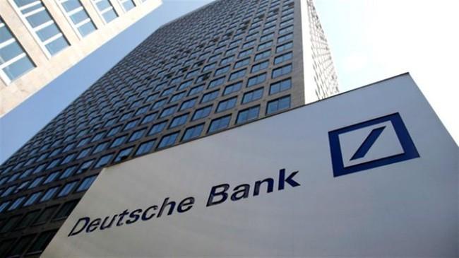 Deutsche Bank báo lỗ kỷ lục năm 2015