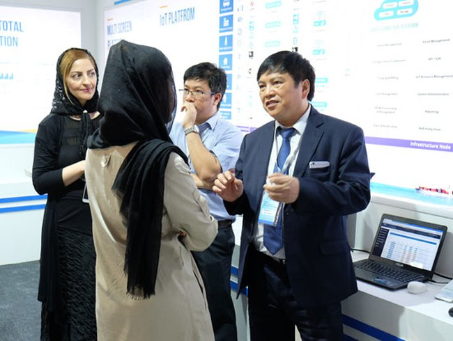 VNPT ký thành công hợp đồng để bước chân vào thị trường Iran