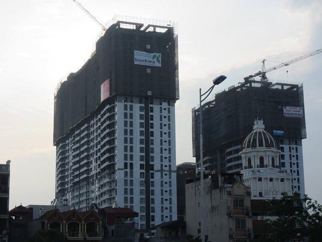 Cận cảnh tiến độ loạt dự án đang là tâm điểm của thị trường BĐS Hà Nội