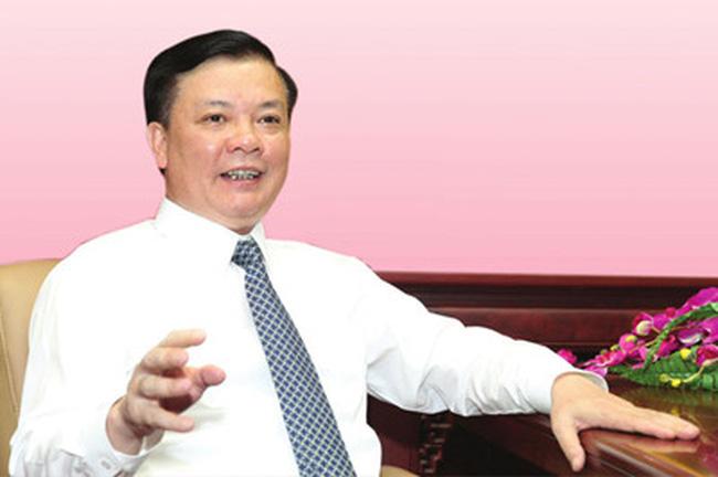 """Bộ trưởng Tài chính Đinh Tiến Dũng và """"Túi tiền Quốc gia"""""""