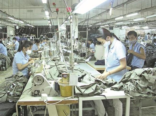 Xuất khẩu dệt may chỉ tăng 6%