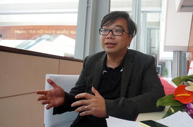 Đỗ Hoài Nam tiết lộ doanh thu của Không gian chia sẻ chỗ làm UP Co-working tại Hà Nội