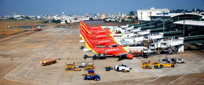Các hãng hàng không Việt hiện có bao nhiêu tàu bay?