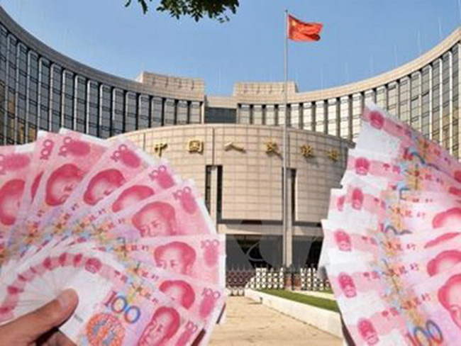 Trung Quốc tiếp tục bơm thêm gần 17 tỷ USD vào thị trường