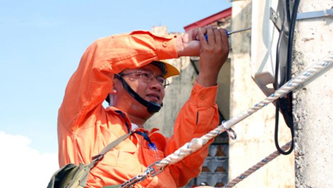 Ngành điện đảm bảo cấp điện trong mùa khô