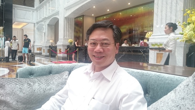 Ông Trần Ngọc Quang: BĐS Phú Quốc sẽ gặp nhiều thách thức