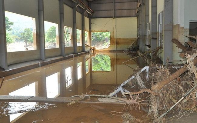 Khung cảnh tan hoang ở Bát Xát sau trận lũ kinh hoàng