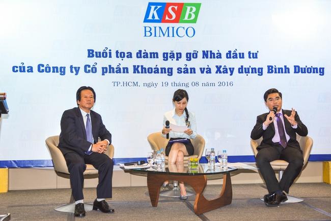 KSB: Tổng Giám đốc từ nhiệm vì lý do sức khỏe