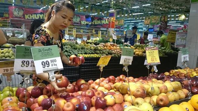 Nhập khẩu rau quả Thái Lan cao gần gấp đôi Trung Quốc