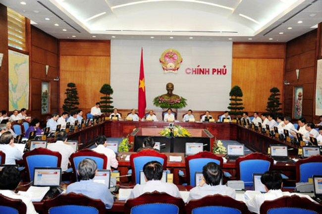Thủ tướng chủ trì phiên họp Chính phủ thường kỳ tháng 2/2016