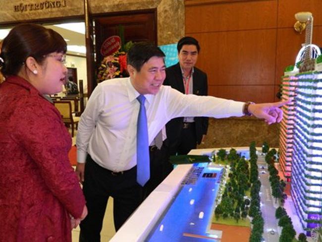 Sửa, xây mới trên 200 chung cư cũ ở Sài Gòn