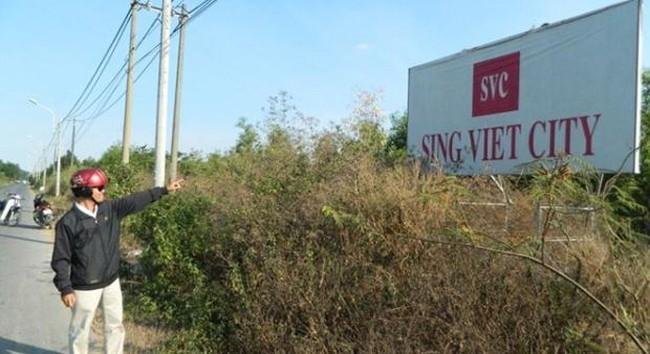 TPHCM giải quyết kiến nghị liên quan đến siêu dự án Khu đô thị Sing Việt
