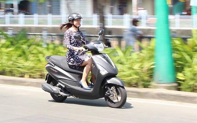 Triệu hồi gần 32.000 xe tay ga Yamaha Acruzo