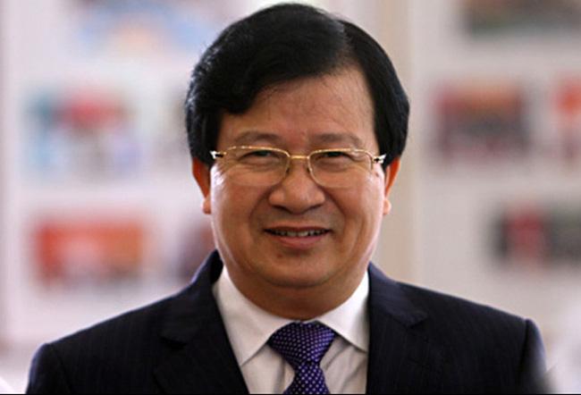 Bộ trưởng Xây dựng Trịnh Đình Dũng xin rút ứng cử ĐBQH khóa XIV