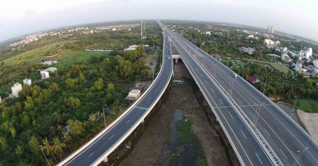 Hơn 6.200 tỷ đồng làm 36 km đường Vành đai 4 TP HCM