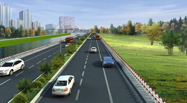 Hà Nội chuẩn bị đầu tư một loạt tuyến đường mới
