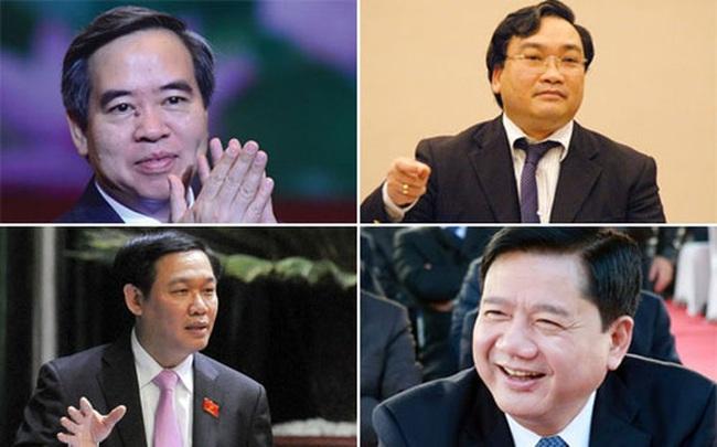 Cơ cấu Bộ Chính trị và một điểm mới
