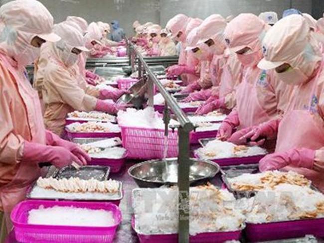 Nhiều lô hàng thủy sản xuất khẩu bị Nhật Bản cảnh báo