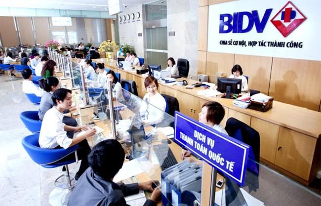 Nợ xấu của BIDV lên tới hơn 13.000 tỷ đồng