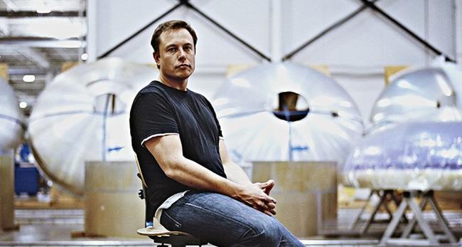 Elon Musk: Sống là phải hoang dại, sống là để giải cứu thế giới!