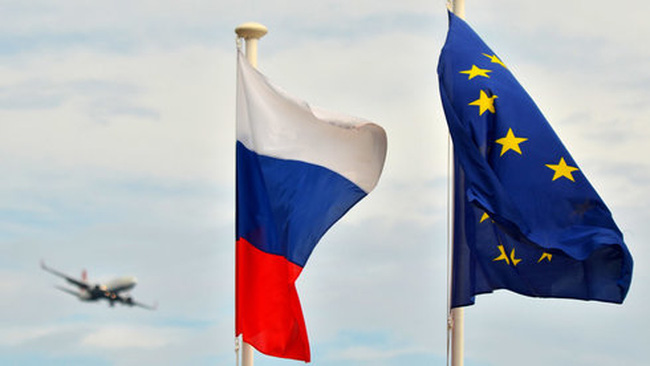EU kéo dài trừng phạt kinh tế Nga đến tháng 1-2017