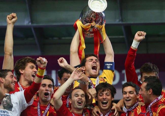 Đội vô địch Euro 2016 được thưởng bao nhiêu tiền?