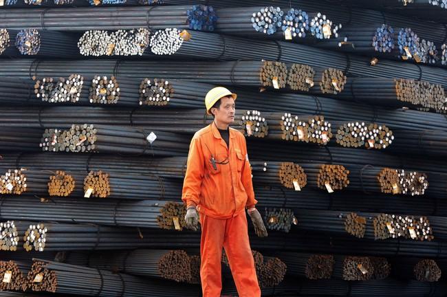 Góc khuất của sự bùng nổ thép tại Trung Quốc