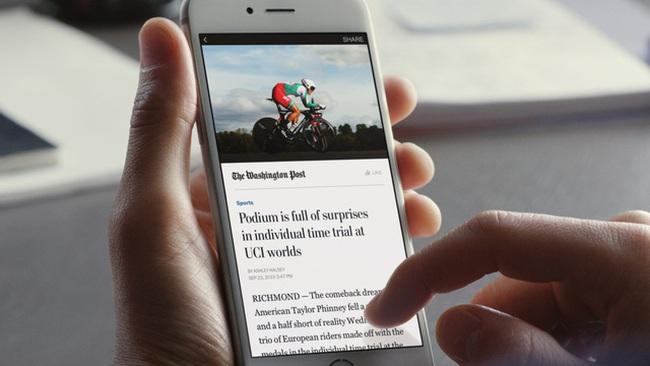 Facebook vừa đổi thuật toán, tiêu diệt các tin tức giật gân, các fanpage lại tiếp tục phải chú ý ngay