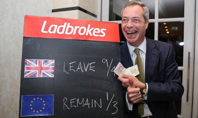 Nhà cái chắc chắn Anh sẽ ở lại EU