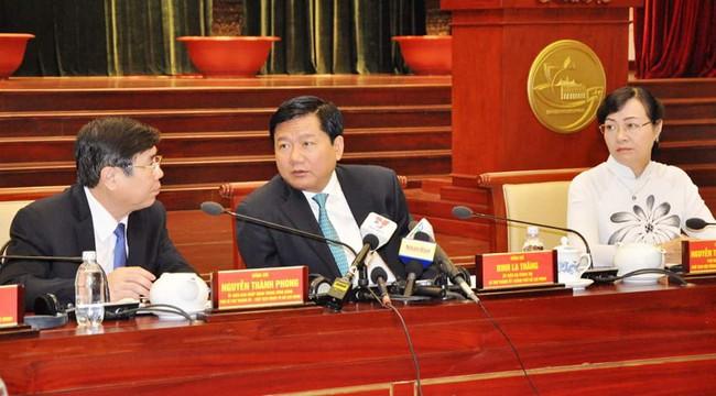 Doanh nghiệp FDI trần tình lý do giảm đầu tư với Bí thư Đinh La Thăng
