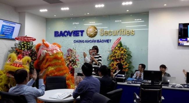 Chứng khoán Bảo Việt lãi gần 117 tỷ đồng năm 2015, doanh thu môi giới giảm mạnh