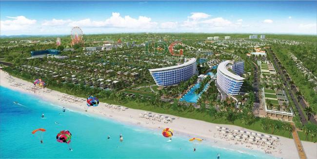 LDG Group muốn tìm đối tác thực hiện Grand World tại Phú Quốc
