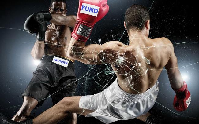 """Nhiều quỹ đầu tư chuyên nghiệp không thể """"thắng"""" nổi VN-Index"""