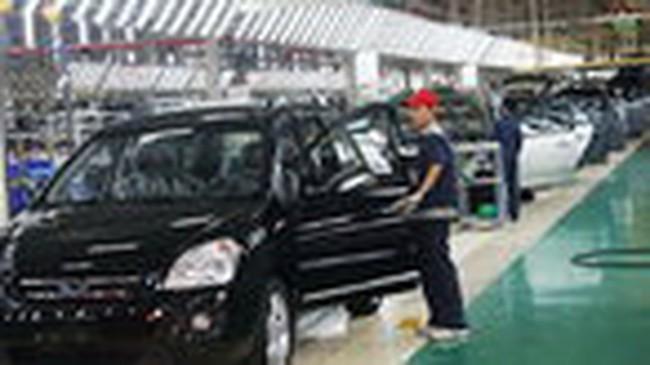 Gara ôtô lo sẽ đóng cửa vì đề xuất của Bộ Công thương