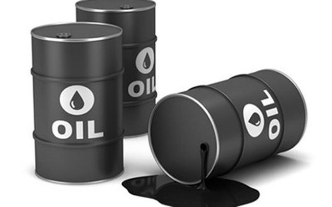 Giá dầu thô tăng mạnh