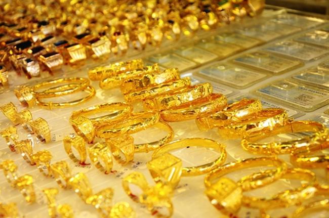 Thị trường vàng vắng bóng các nhà đầu tư