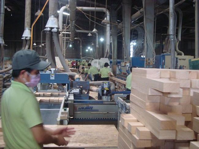 Gỗ Trung Quốc bị tố đội lốt, chèn ép doanh nghiệp Việt
