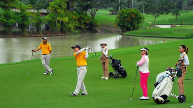 TP.HCM đề nghị quy hoạch thêm một dự án sân golf
