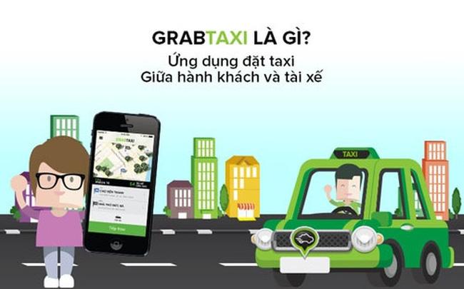Cho phép thí điểm Grab Taxi tại 5 tỉnh thành