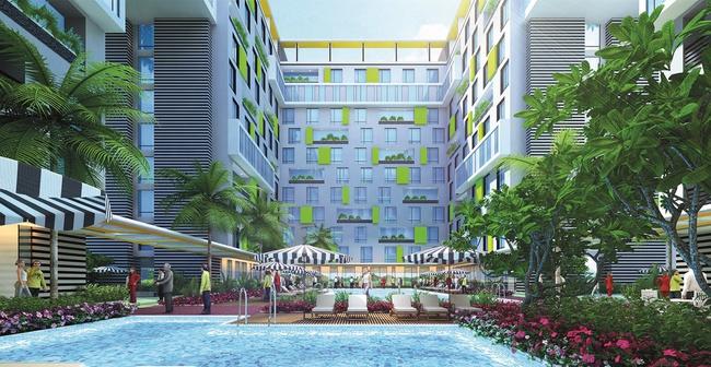 TPHCM có thêm tổ hợp khách sạn, căn hộ văn phòng cao cấp ngay gần sân bay Tân Sơn Nhất
