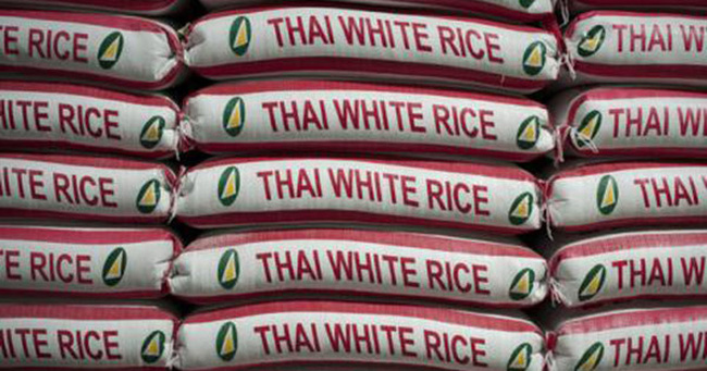 Thái Lan lo ngại giá gạo xuất khẩu buộc phải sụt giảm