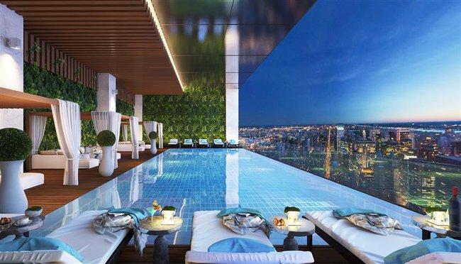 Trung tâm Hà Nội có thêm một dự án tổ hợp căn hộ, khách sạn 5 sao