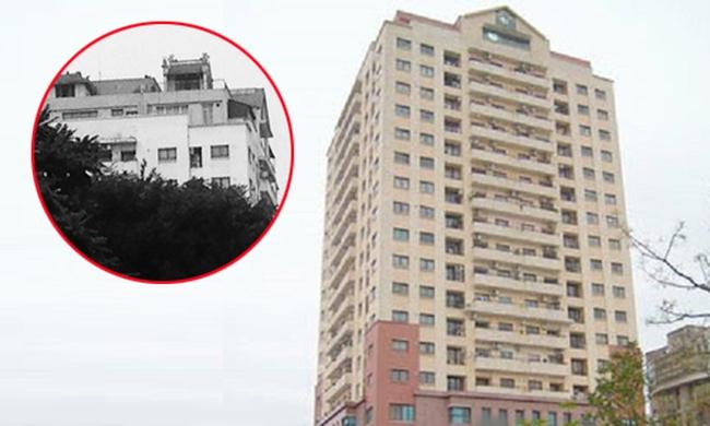 """Hà Nội: Sự thật về """"ngôi chùa"""" mọc ở nóc chung cư cao cấp"""