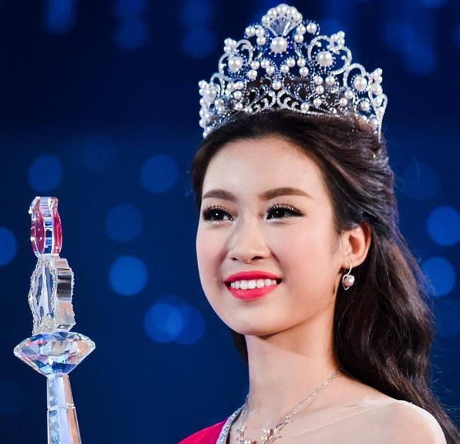 """Câu trả lời ứng xử """"thay hưởng thụ bằng tận hưởng"""" đưa Đỗ Mỹ Linh trở thành Tân Hoa hậu Việt Nam 2016"""