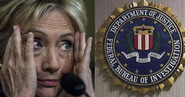 """FBI có thể khiến bà Clinton """"vấp ngã"""" trước ngưỡng cửa Nhà Trắng?"""