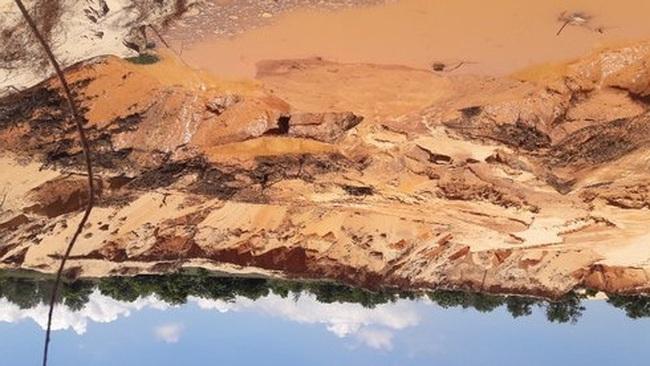 Bồi thường thiệt hại vụ vỡ hồ chứa nước titan