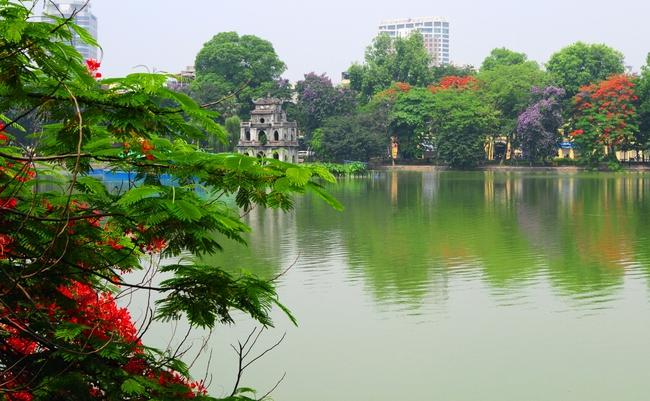 Hà Nội sẽ chỉnh trang tuyến phố xung quanh hồ Hoàn Kiếm
