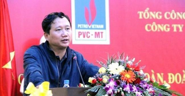 Ông Trịnh Xuân Thanh từng được quy hoạch làm Thứ trưởng Bộ Công thương